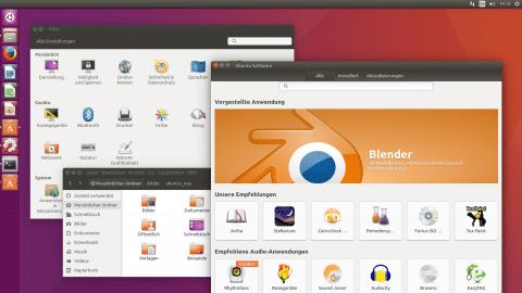 Ubuntu 16.04 LTS: Linux mit Langzeitunterstützung
