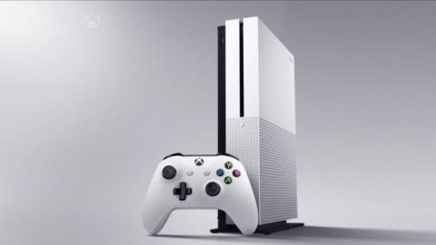 Xbox One S mit 4K und HDR: Verkaufsstart in Deutschland