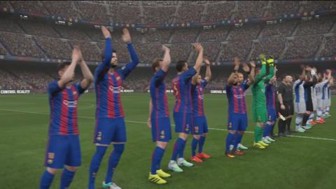 Angespielt: FIFA 17 und Pro Evolution Soccer 2017