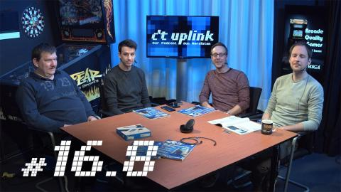 c't uplink 16.8: