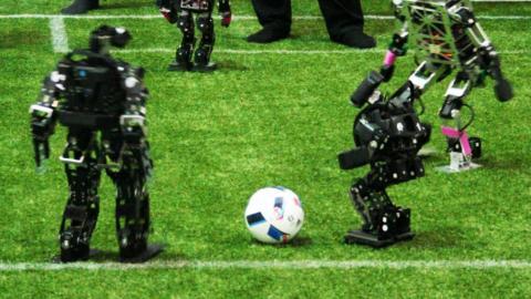 Meisterschaft der Maschinen: Die RoboCup Humanoid League
