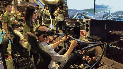 VReizeitpark: Besuch in Virtual-Reality-Spielhalle Viveland