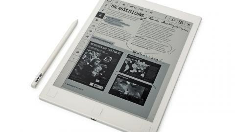 E-Ink-Tablet Remarkable im Test