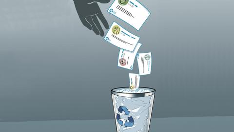 Beiträge in sozialen Netzwerken löschen: Wer darf, wer muss?