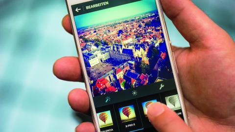Apps zur Bildbearbeitung: