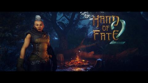 c't zockt: Linux Gaming: Hand of Fate 2
