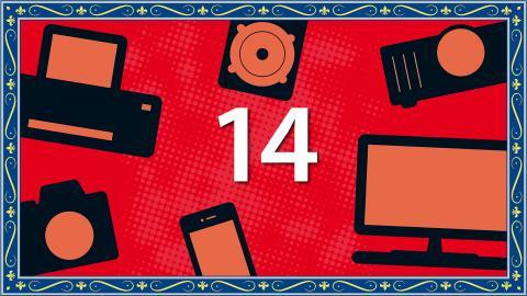 c't-Adventskalender: Geschenketipps für Weihnachten