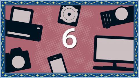 c't-Adventskalender: Einblicke in das Fotolabor