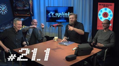 c't uplink 21.0: Ryzen-Vega-CPUs, Strava Heatmaps, Allround-Displays