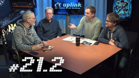 c't uplink 21.2: MWC 2018, der hochsichere PC und GPS-Tracker