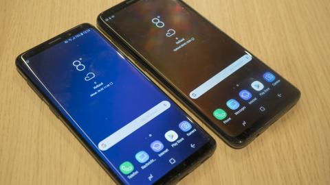 Galaxy S9/S9+: Test der High-End-Smartphones