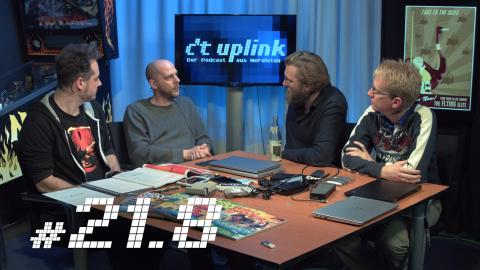 c't uplink 21.8: Notebooks mit USB-C, Autonome Autos, Ready Player One