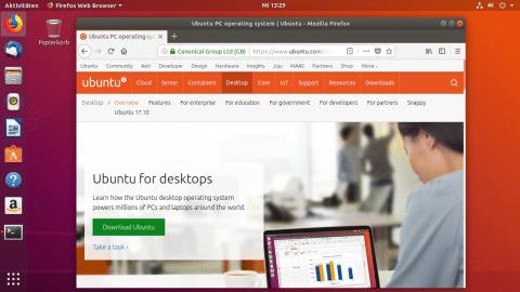 Ubuntu 18.04 LTS