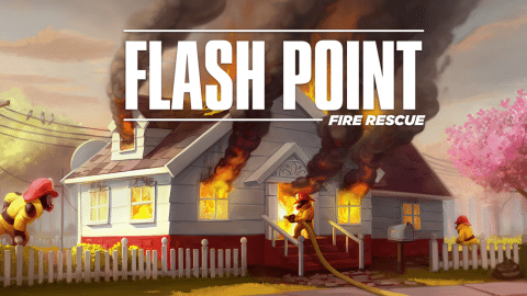 c't zockt Spiele-Review Flash Point: Fire Rescue