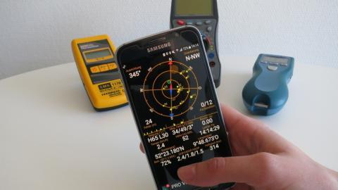 Die besten Physik-Multisensor-Apps für Android und iOS