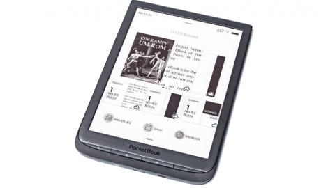 !!! Test: E-Book-Reader PocketBook InkPad 3 mit Micro-SD-Slot und Klinkenbuchse