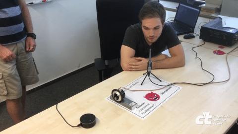 Video: Wie Alexa  lügen lernt