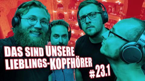 c't uplink 23.1: Unsere liebsten Kopfhörer