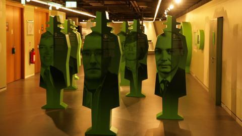 Ausgespäht: Historische Spitzeltechnik im Deutschen Spionagemuseum