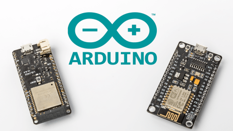 Arduino IDE installieren und fit machen für ESP8266 und ESP32