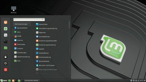 Linux Mint Tara