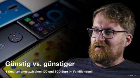 nachgehakt: Günstiger vs. günstiger