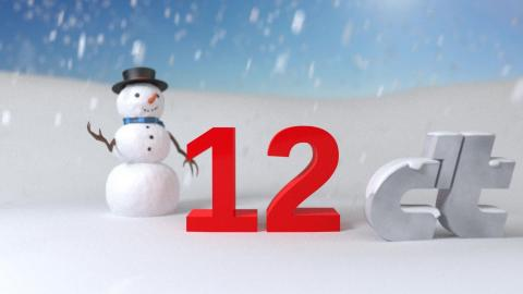 c't-Adventskalender: Interaktive Inhalte