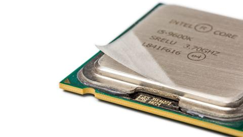 Amazon verkauft manipulierte Intel Core i5-9600K