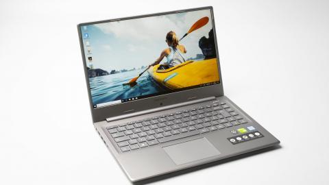 Medion Akoya P6645 im Test: Aldi-Notebook mit 512-GByte-SSD