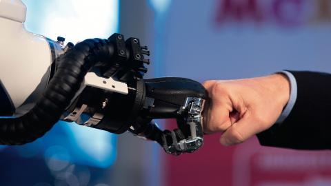 Power für die Industrie: Hannover Messe zeigt ganz viel künstliche Intelligenz