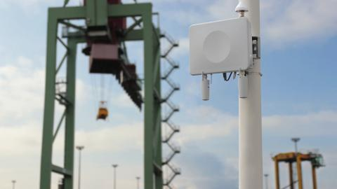 5G in der Industrie soll Roboter und Drohnen bewegen