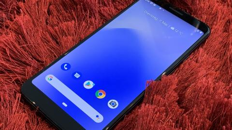 Google Pixel 3a XL: das Spar-Pixel im Test
