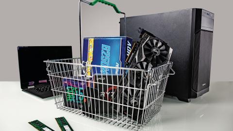Analyse PC-Markt: Lohnt jetzt der Hardware-Kauf?