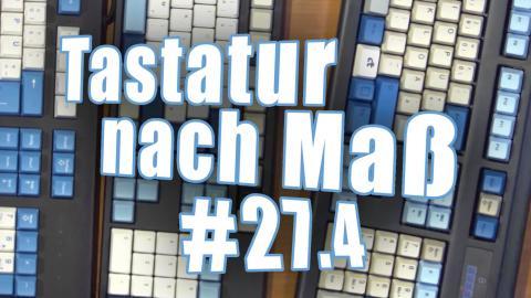 c't uplink 27.4: QLC-SSD mit Turbo, Tastatur nach Maß, Basteln mit dem Raspi