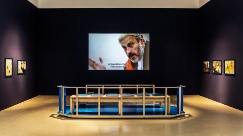 Ausstellung: KI als Mittel zur und Gegenstand von Kunst