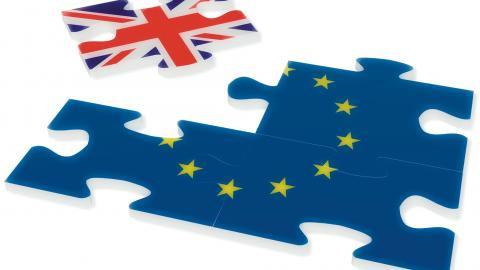 Harter Brexit: Die neue EU-Grenze könnte Datenströme kappen
