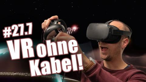 c't uplink 27.7: Ikea Trådfri mit Hue, Oculus Quest, gute Handy-Games