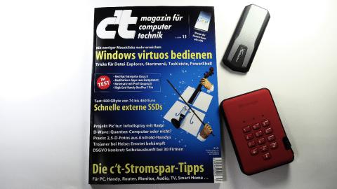 c't 12/2019 - Der Blick ins Heft mit Desinfec't, Vorsicht Kunde und Pixel-Tests
