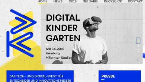 c't beim Digital Kindergarten in Hamburg