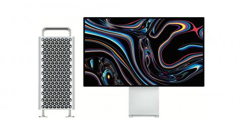 Apples Mac Pro und Pro Display XDR