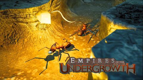 c't zockt Angespielt: Empires of the Undergrowth -- das große Krabbeln