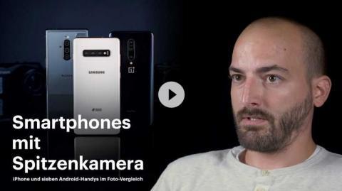 nachgehakt: Smartphones mit Spitzenkamera