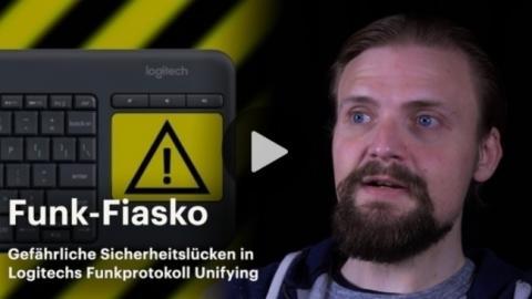 nachgehakt: Sicherheitslücken in Logitechs Funkprotokoll