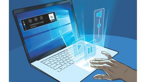 Wichtige Funktionen für das Laptop-Touchpad, die Ihren Alltag erleichtern