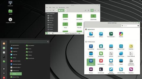 """Linux Mint 19.2 """"Tina"""""""