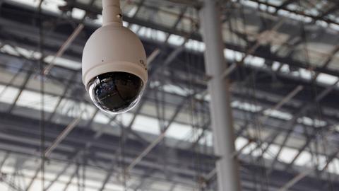Datenschutz: Kameraüberwachung von Patientenbereichen