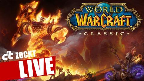 c't zockt LIVE World of Warcraft Classic: Zurück in die Zukunft