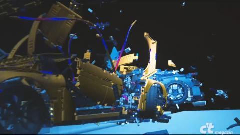 c't Crashtest – Wenn Lego-Teile fliegen