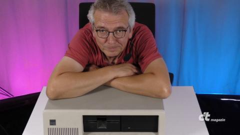 Die Technik des ersten IBM-PCs im Detail