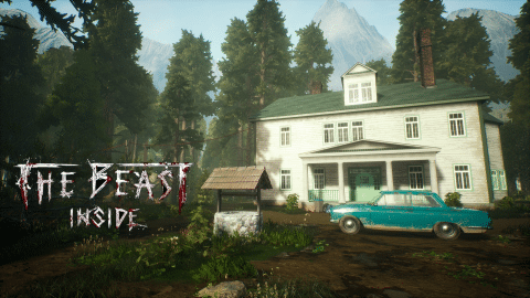 The Beast Inside: First-Person-Horror-Game mit düsterer Atmosphäre